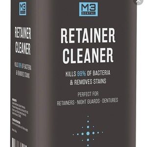 M3 Dental a Extra Strength Retainer Cleaner, 90 pk